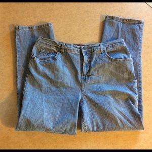 Gloria Vanderbilt Jeans 16P W: 34 I: 27 R: 12